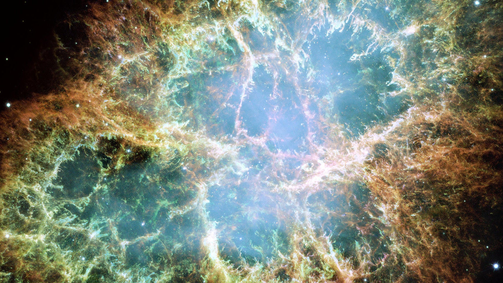 Famous Nebula Produces Highest-Energy Light Ever Observed