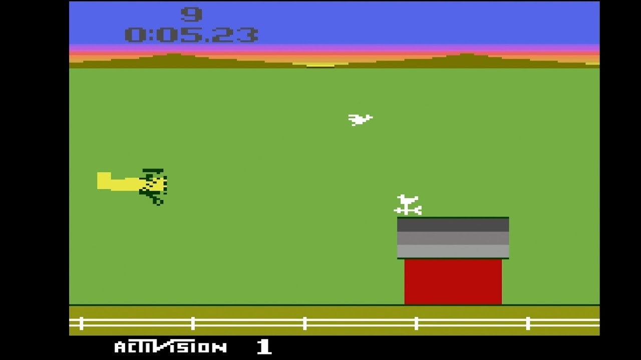 Player Crushes Atari Record Using A Glitch Thought Impossible