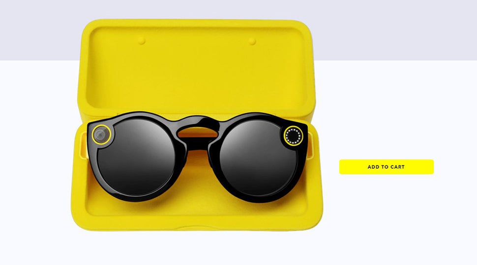 Internet Company Snap Is Now Selling Its Spectacles On The Internet