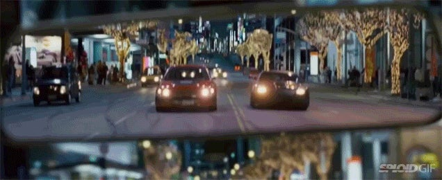 Really fun supercut has all the coolest car scenes in movies