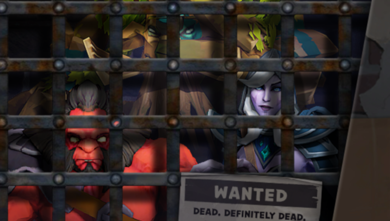 I Love Dota Underlords' New Jail