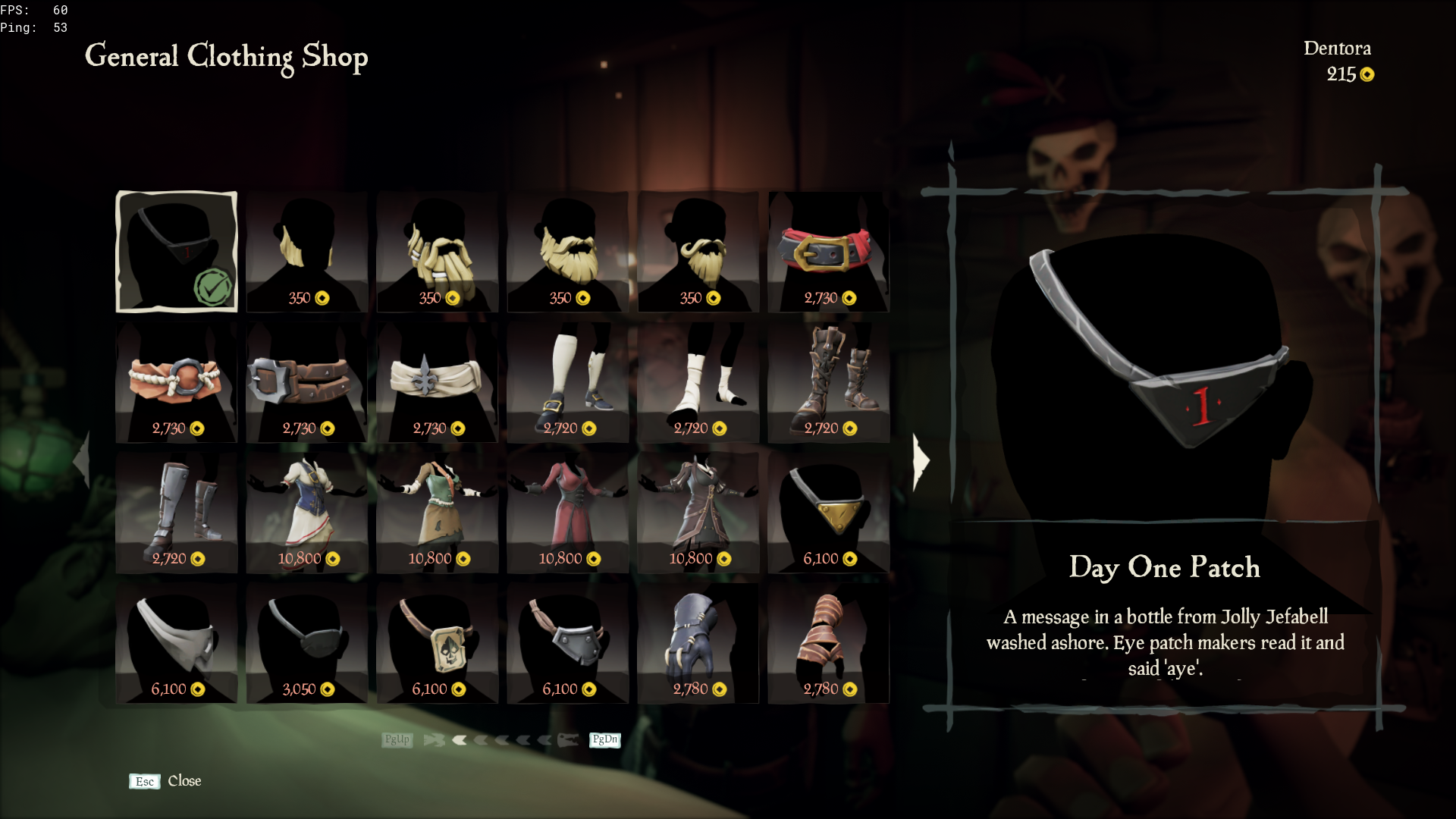 Sea Of Thieves Gets A Day-One Eyepatch