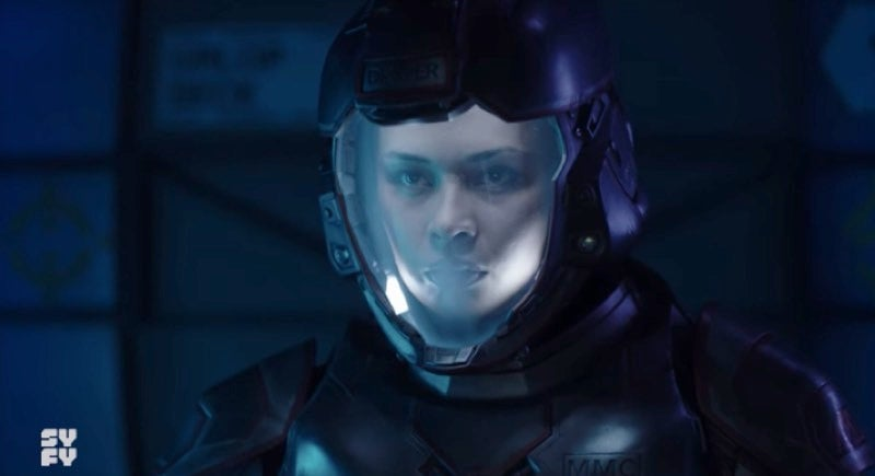 Here's Your Very First Look At The Expanse Season Three