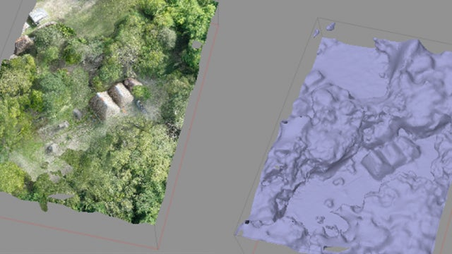 Researchers Use Drones and Lasers to Map Out Ancient Maya Sites
