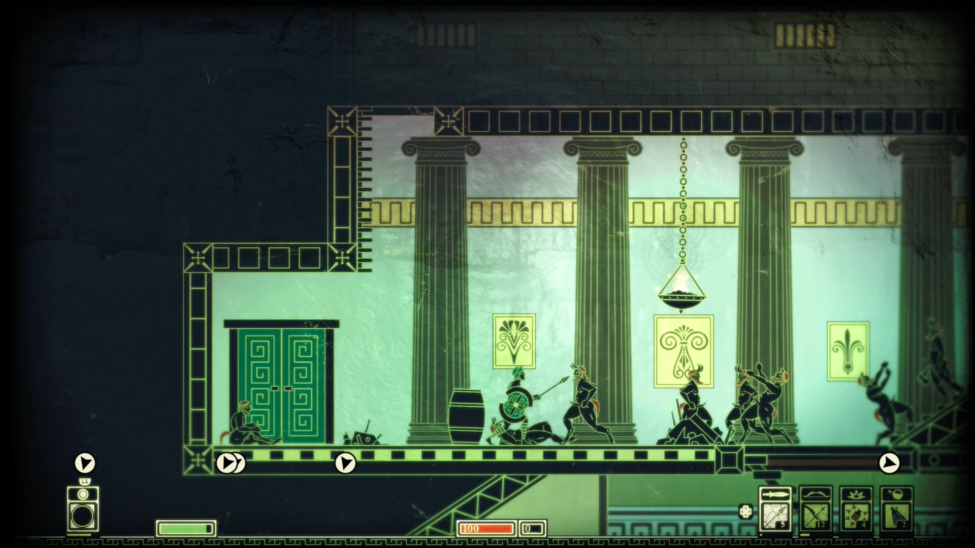 Current Obsession: Apotheon, A Metroid On Mt. Olympus That's A Tad NSFW