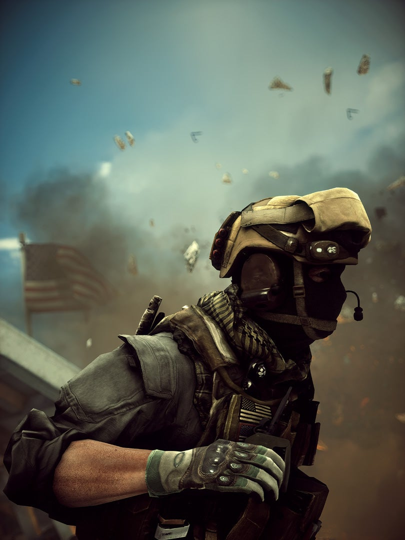Battlefield 4 Screenshots Become Stunning Photographs