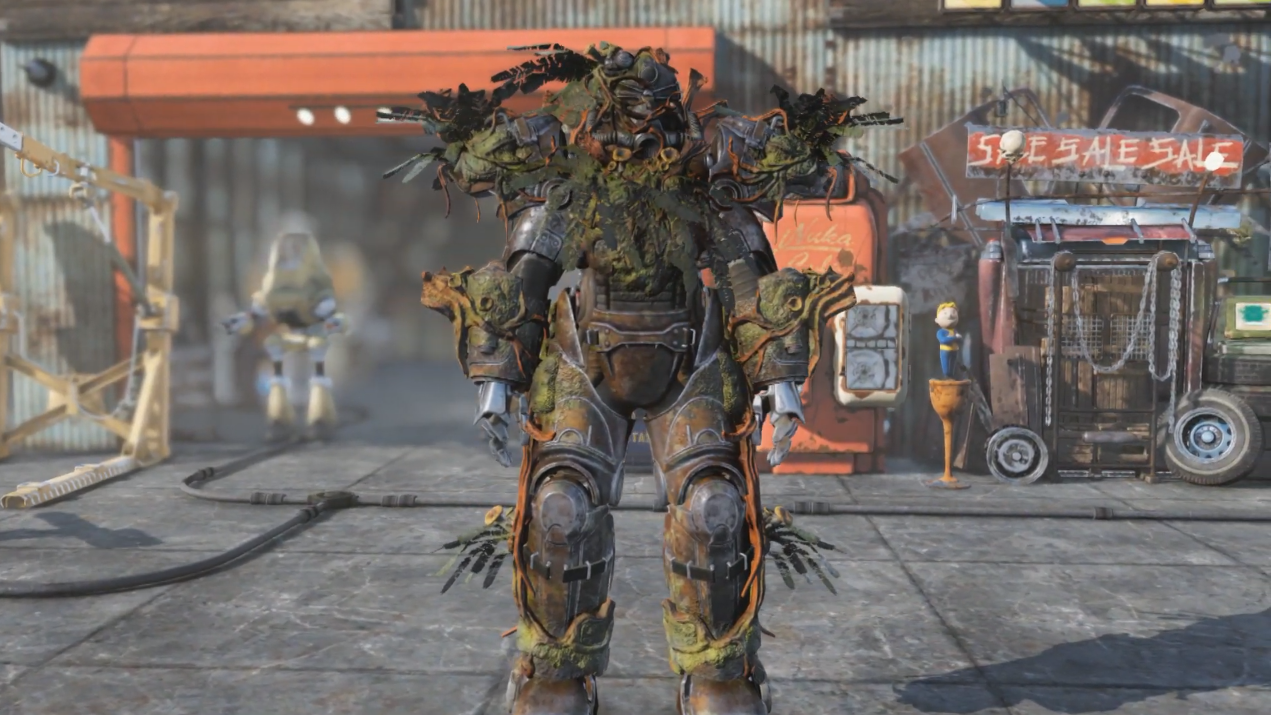 Fallout 76 Players Keep Crashing Servers To Duplicate The Game's Strongest Armour