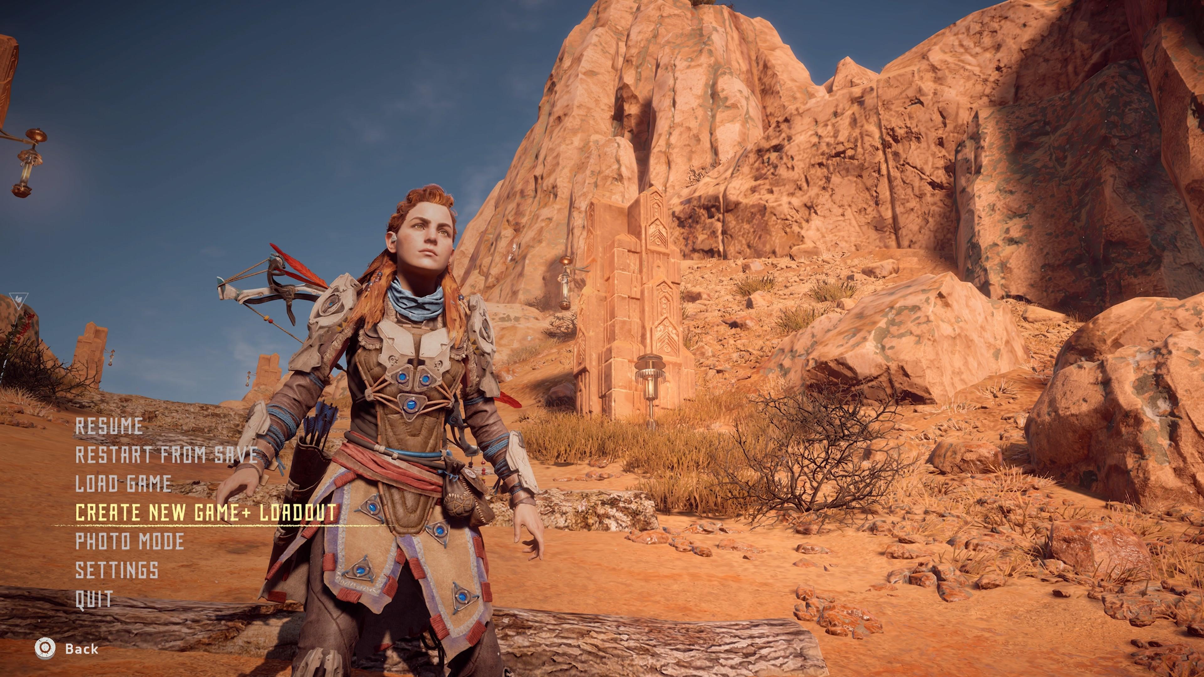 Horizon Zero Dawn update adds Game+, Ultra Hard difficulty