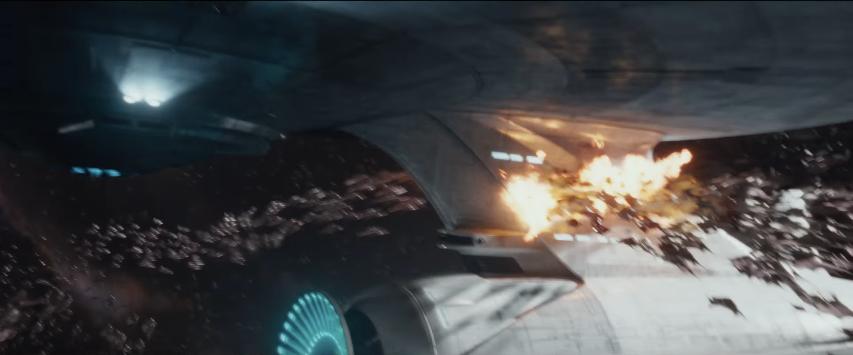 Star Trek Beyond: Half a Good Star Trek Movie Is Better Than None