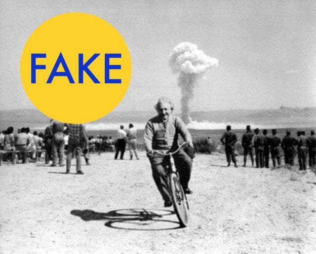 12 More Viral Photos That Are Actually Fake
