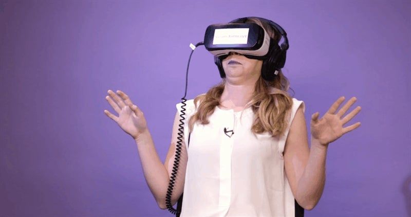 Watch People Lose Their Shit Trying Out VR Porn