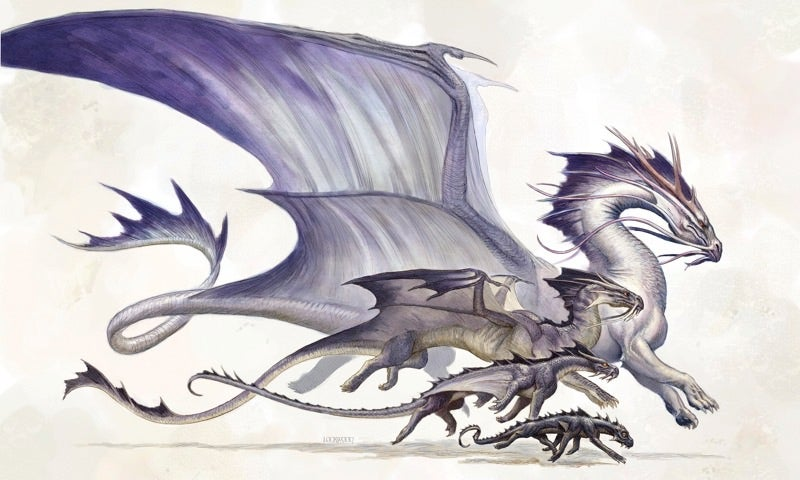 Feast Your Eyes On This Stunning Fantasy Art From The Final Book In Marie Brennan's Lady Trent Series