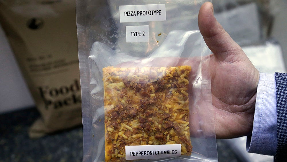 US Troops Won't Be Eating The Indestructible Pizza Of Their Dreams
