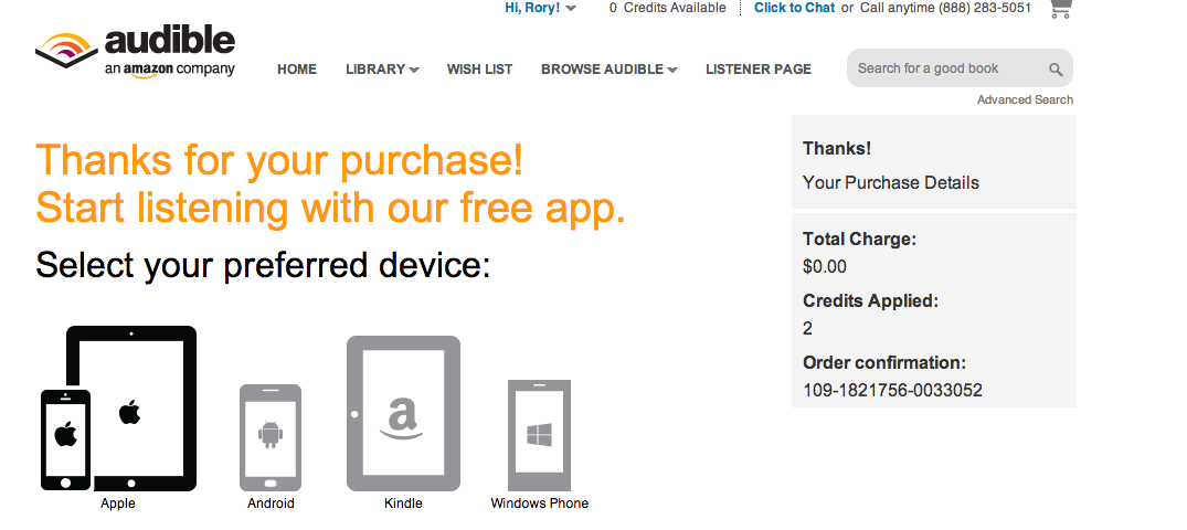 Audible Security Flaw Lets Thieves Download Unlimited Free Audiobooks