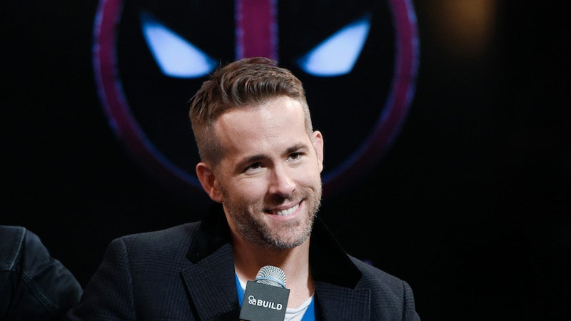 Ryan Reynolds Answers The Question 'Do You Consider Deadpool The Green Lantern Of Good Movies?'
