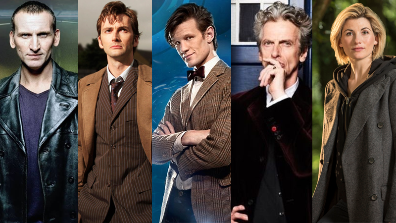 A History Of Doctor Who's Weird, Wonderful, And Very Awkward Doctor Replacements