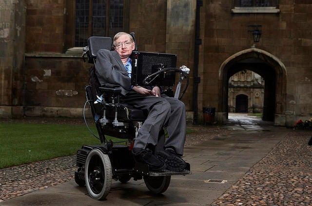 A Brief History of Stephen Hawking Being a Bummer