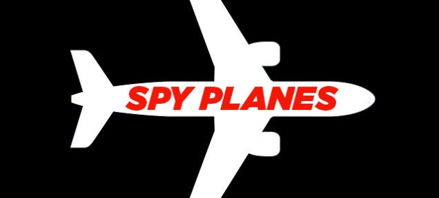 CIA Helped the Justice Dept. Build Spy Planes to Snoop on Phones