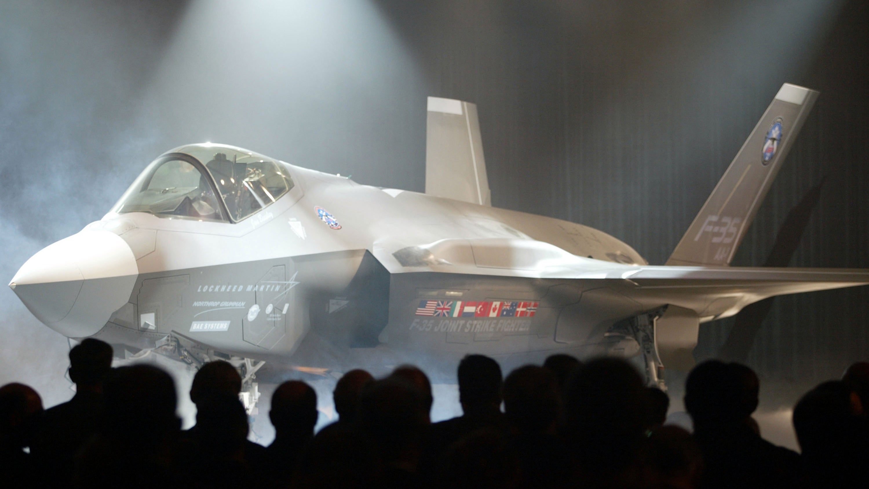 Why Is Donald Trump Suddenly Interested In The F-35?