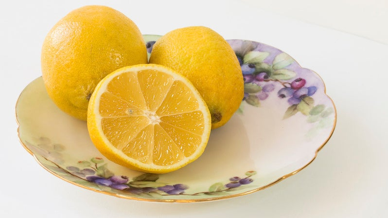 Why Lemons Are So Great For Cleaning