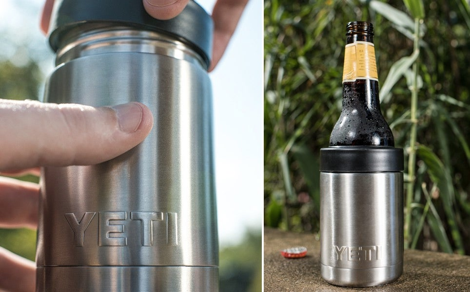 A Koozie That Keeps Your Beer Cold With Good Engineering