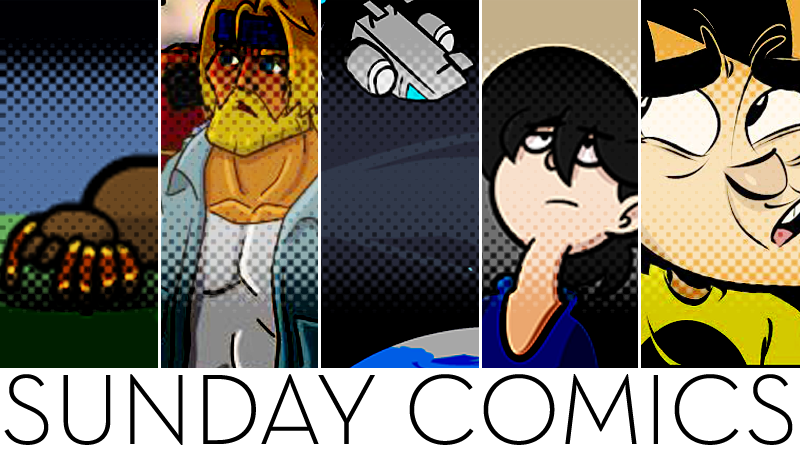 Sunday Comics: Take Our Money!