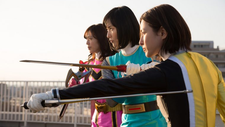 Toei's Next Super Sentai Special Is Devoted To The Greatest Heroes Of All: Mums