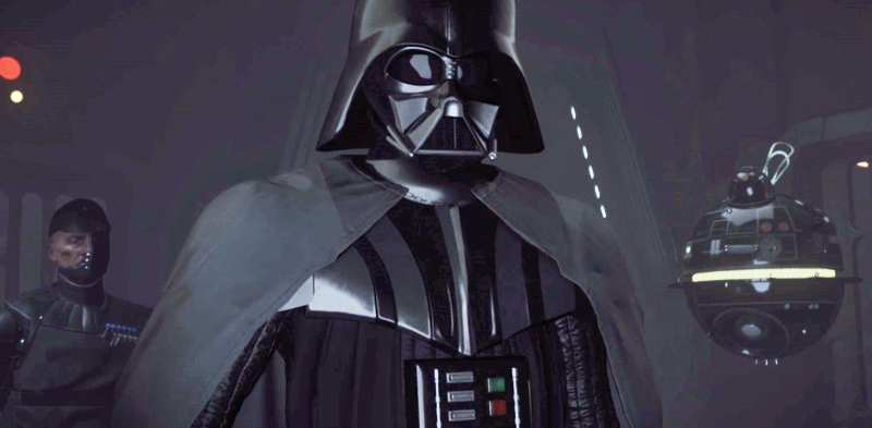 Darth Vader Invites You To His Castle In The First Trailer For His New VR Series