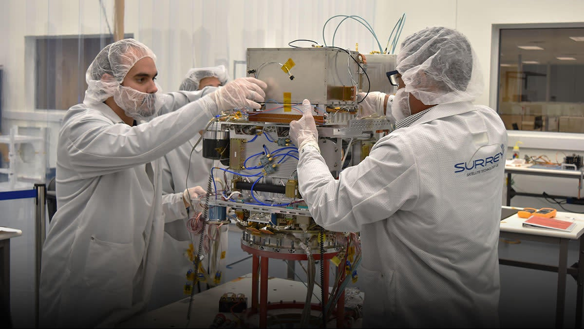 NASA's Deep Space Atomic Clock Mission Begins