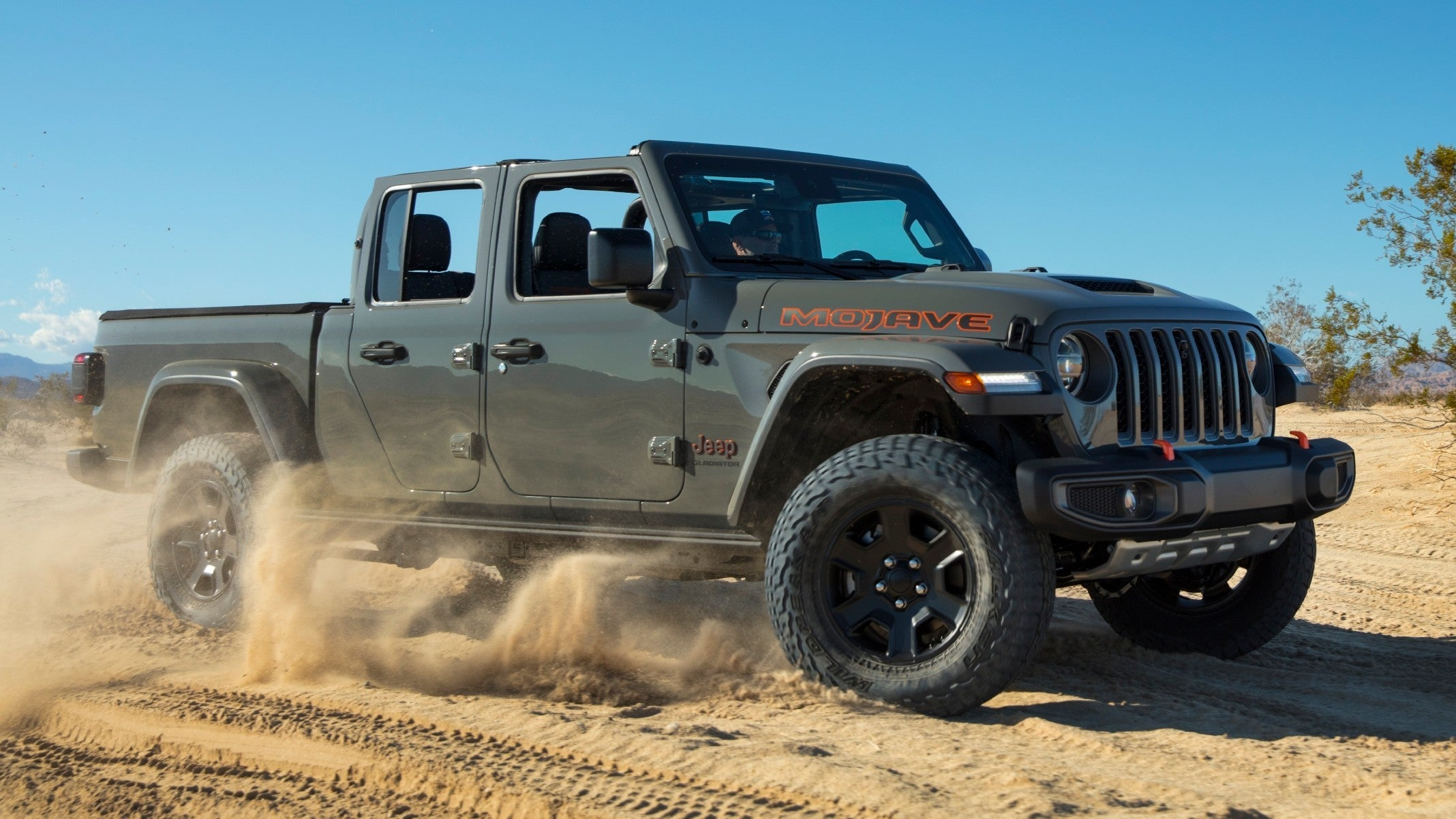 Here Are The Hardware Changes Behind The 2020 Jeep Gladiator Mojave's 'Desert Rated' Badge