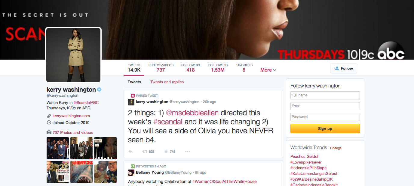 Twitter's Facebook-Lite Look Kicks In Today, With New Profile Powers