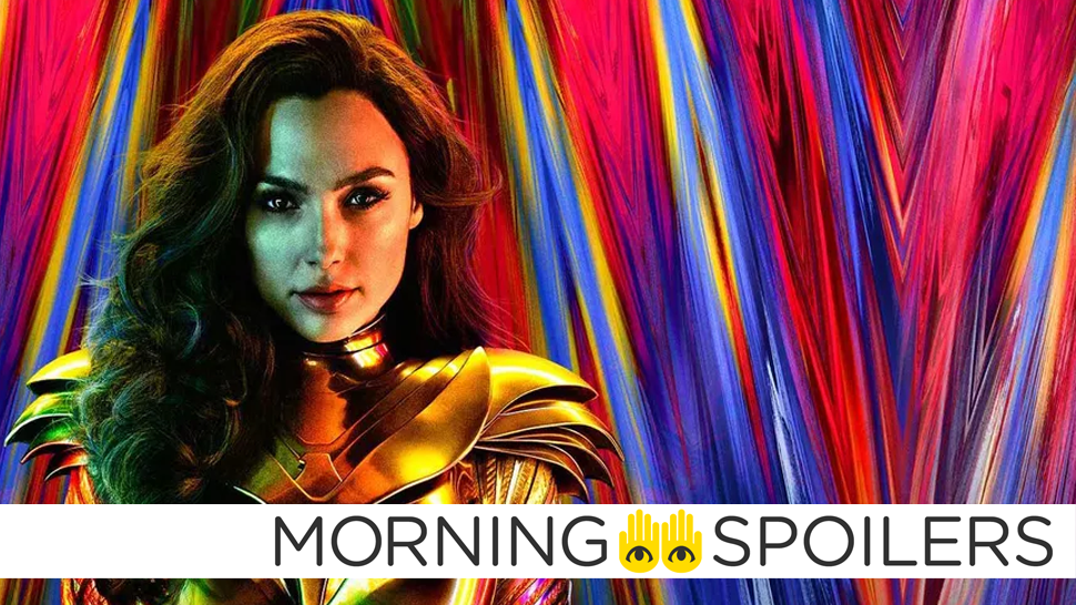 New Wonder Woman 1984 Set Pictures Give Us A Look At Updated Amazons