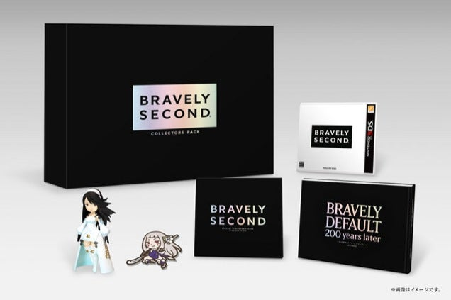 Bravely Second Dated for Japan, Getting Limited Edition Bundle