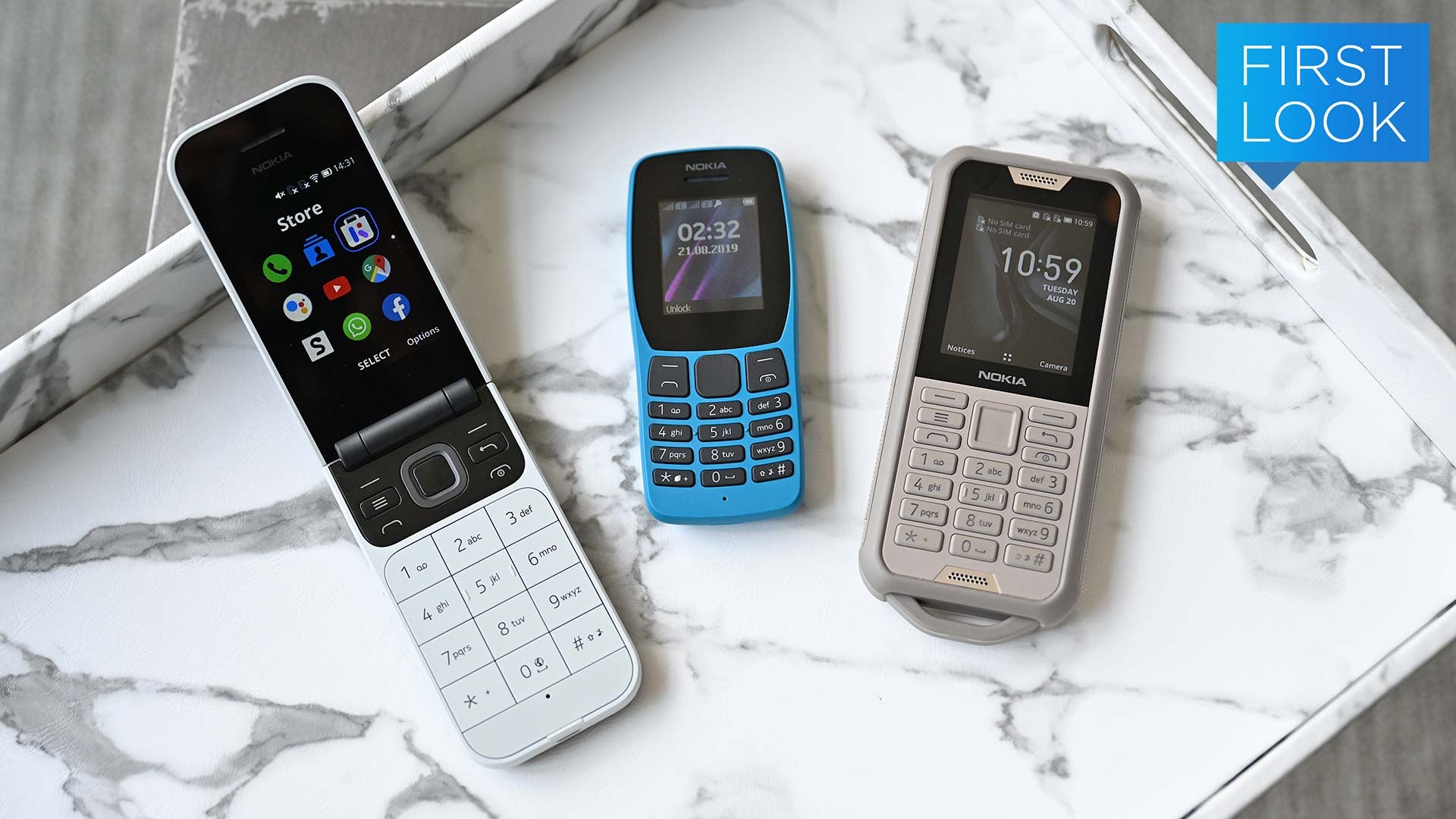 Nokia Reminds Us Dumb Phones Can Still Be Good In 2019