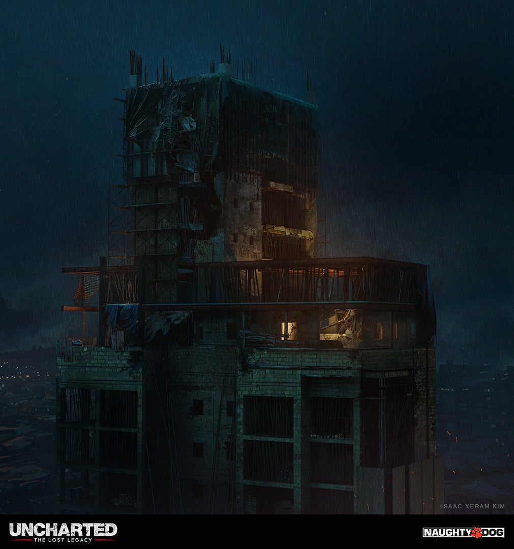 The Art Of Uncharted: The Lost Legacy