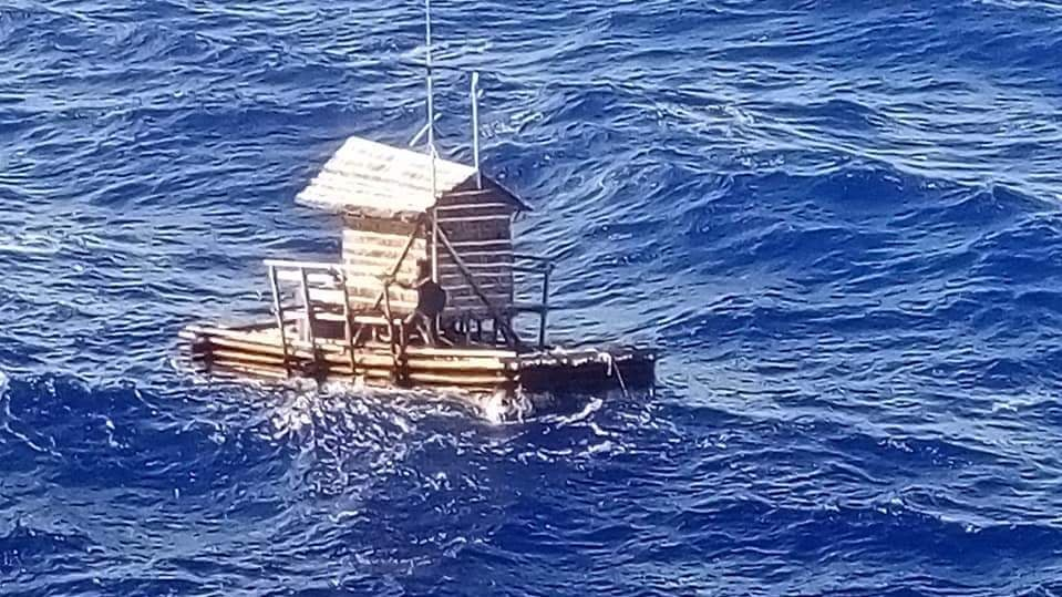 Teen Survives 49 Days At Sea In Drifting Fishing Hut