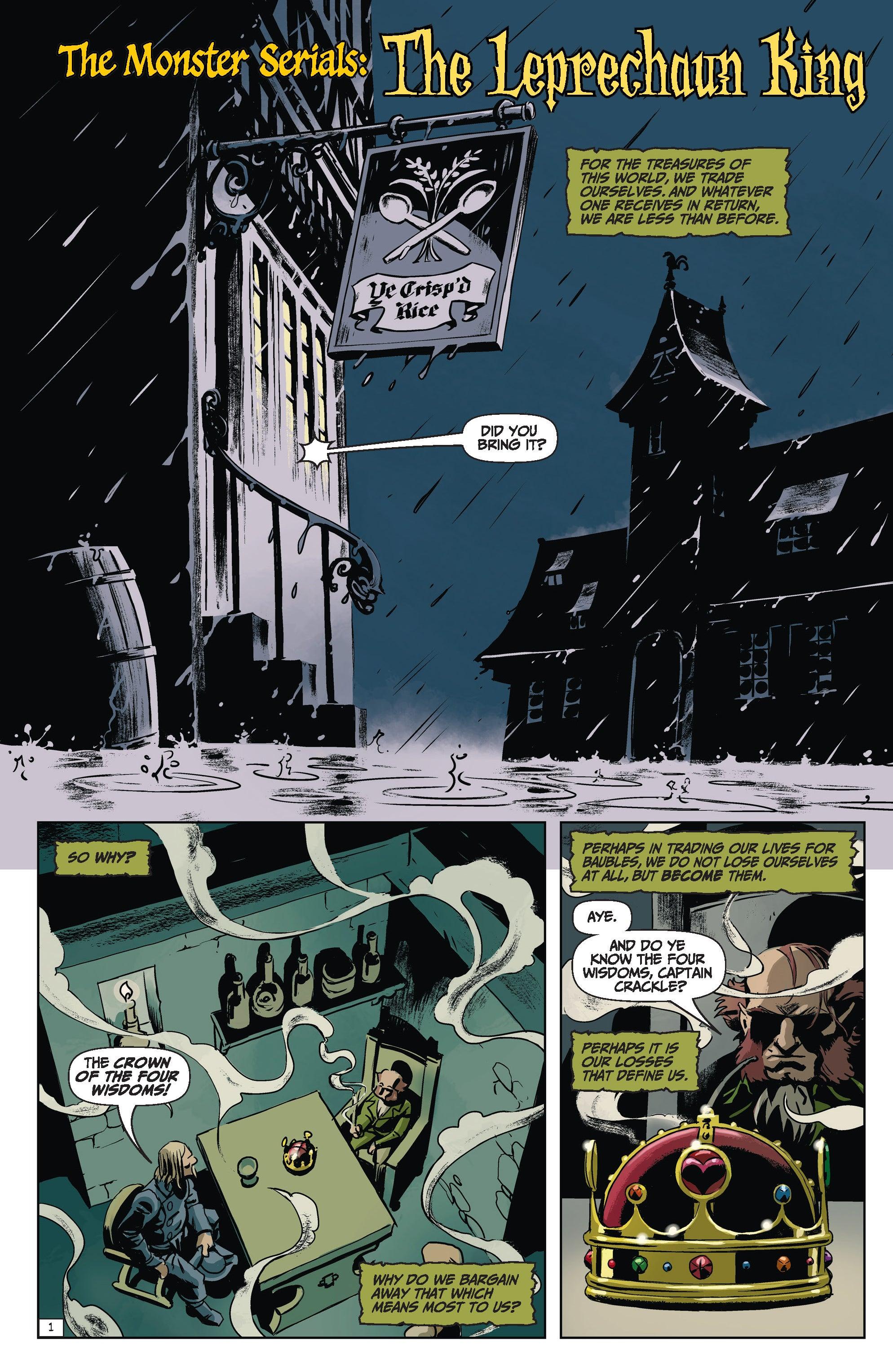 Image: Peter Snejbjerg, Ahoy Comics