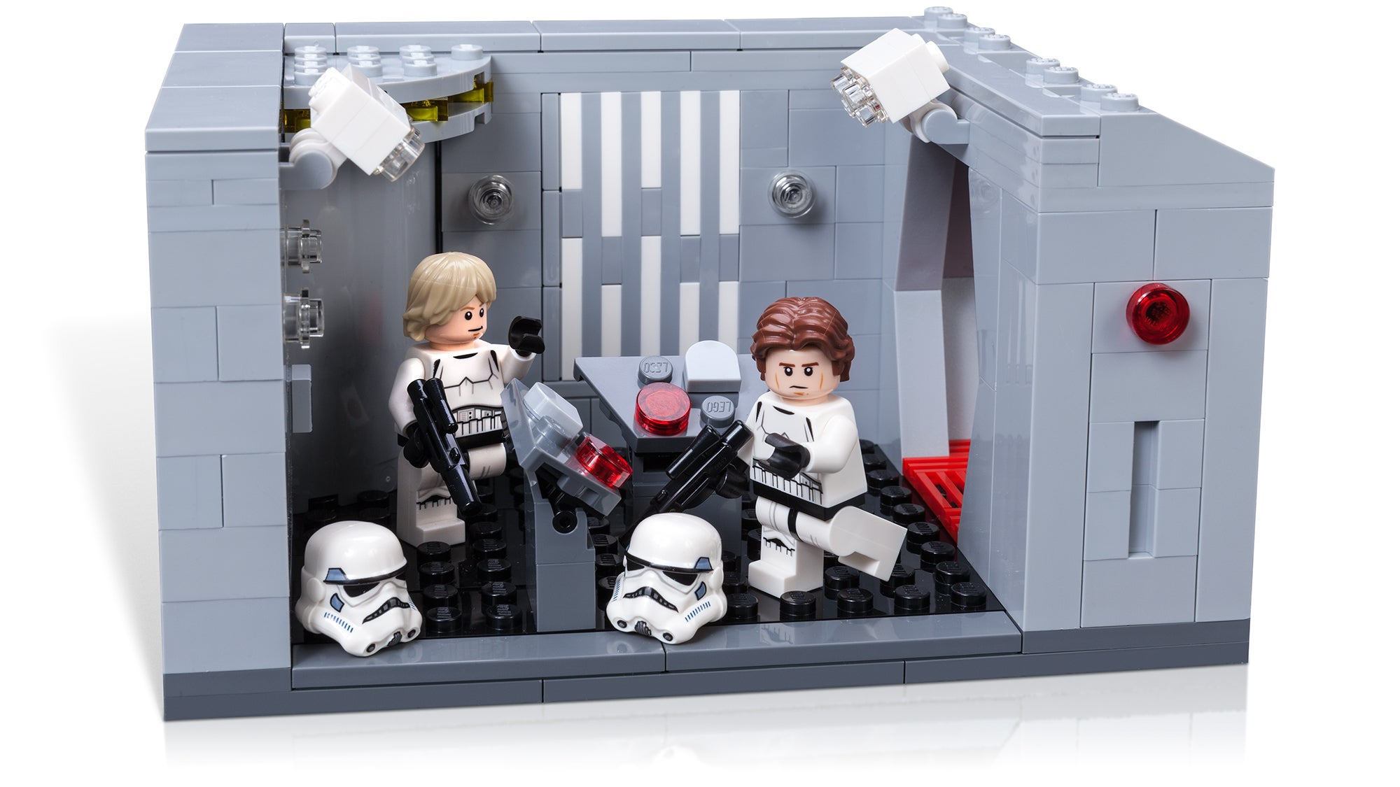 It's Going To Be Incredibly Hard To Get LEGO's Special Star Wars Celebration Set