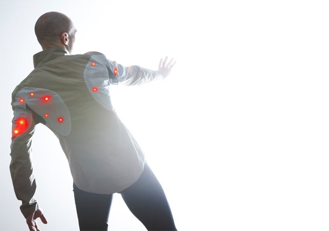 Cool jacket won't turn you into a superhero but it may save your life
