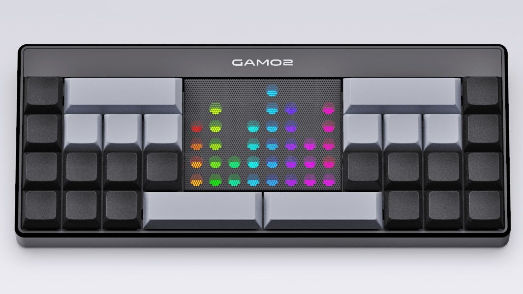 The Best Rhythm Game Controller Is A Keyboard, Specifically This One