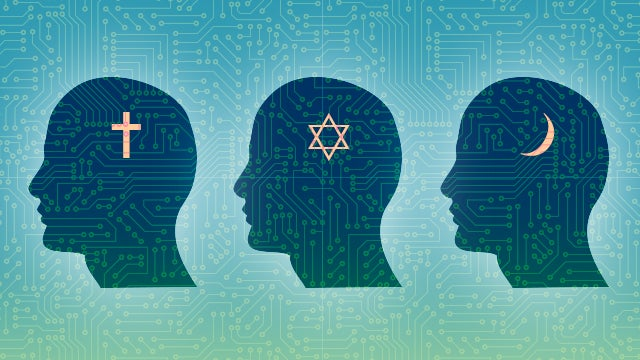When Superintelligent AI Arrives, Will Religions Try to Convert It?