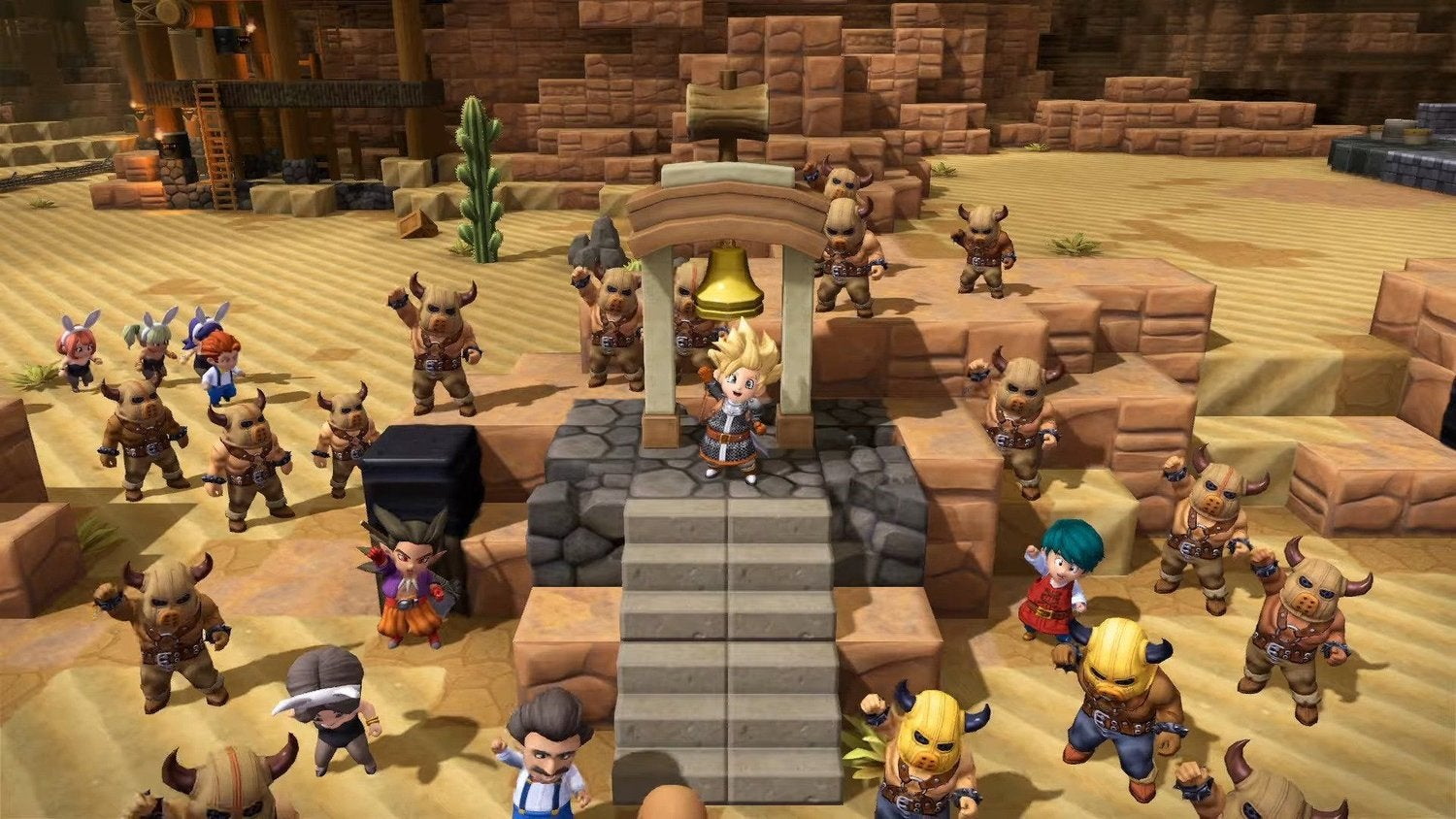 Wait, I Played Dragon Quest Builders 2 And Need To Change My GOTY List