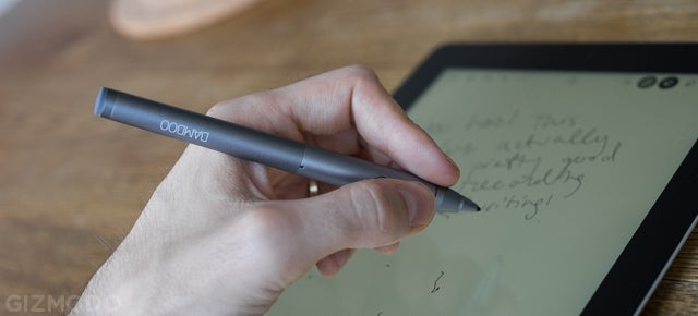 Wacom Bamboo Fineline: A Bluetooth Stylus That Puts a Fine Point on It