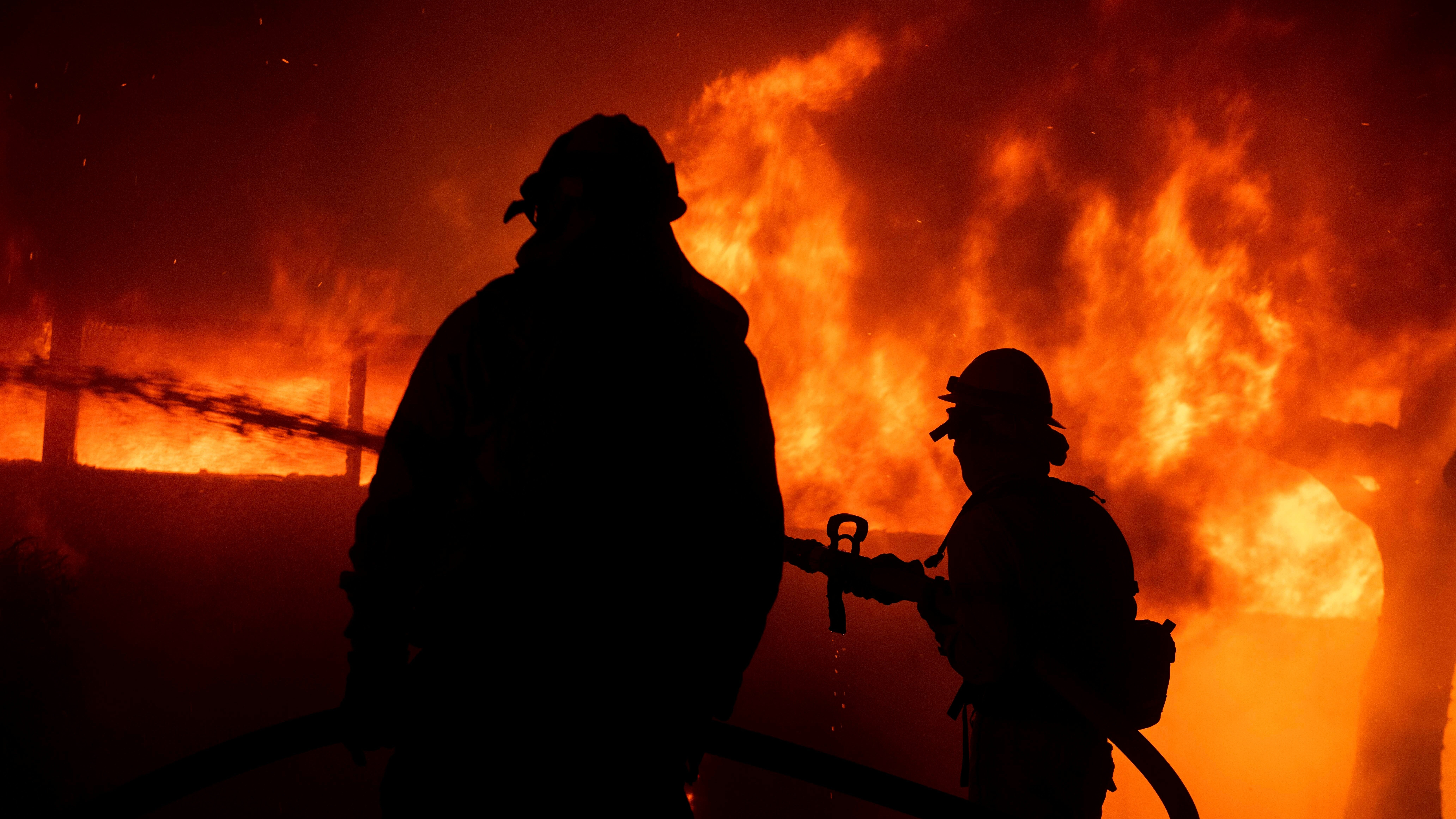 Hundreds Of Thousands Have Fled Their Homes As Wildfires Explode Across California