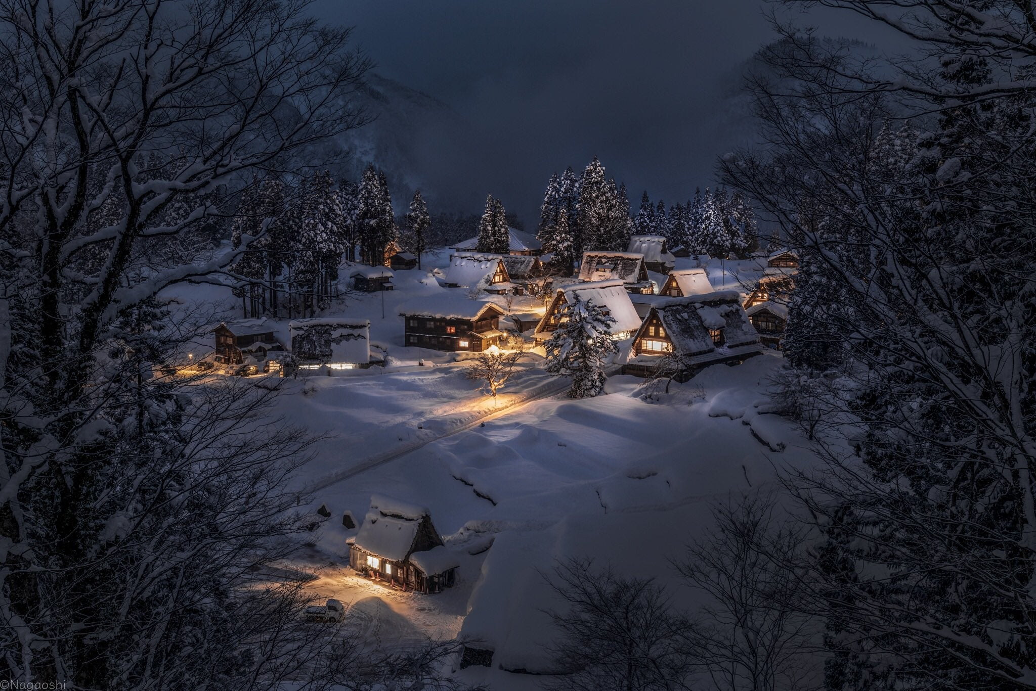 The Beauty Of Japan In Winter