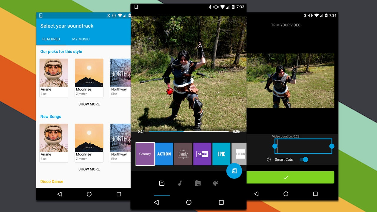 GoPro Quik Is A Video Editor For Android With A Ton Of Pre-Made Styles