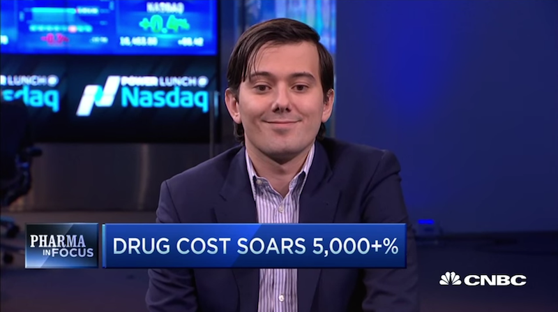 Sad Supervillain Martin Shkreli Bought That Top Secret Wu-Tang Album