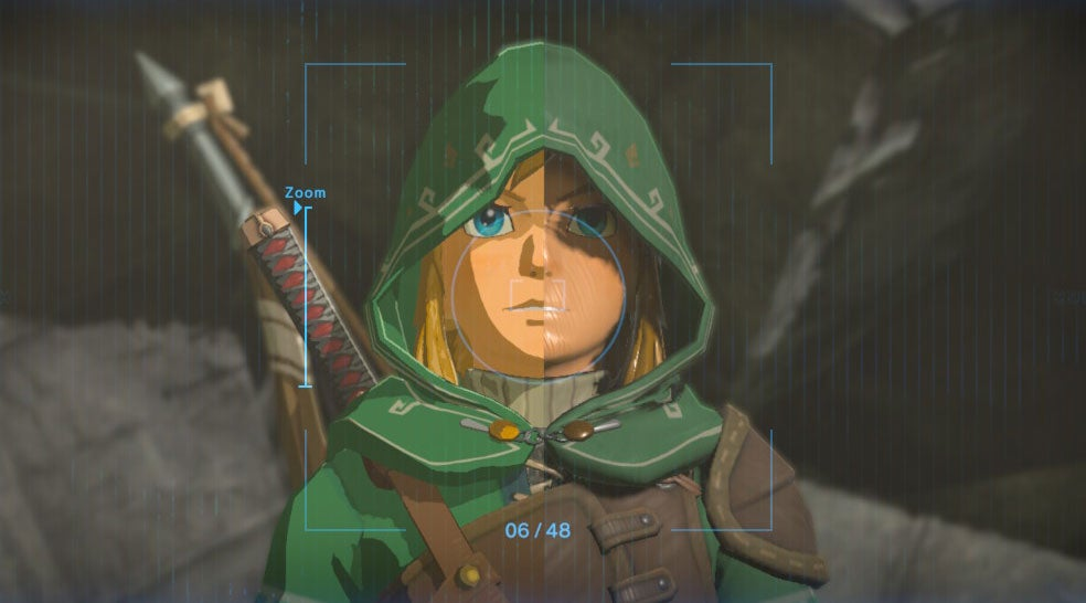 There's A Tiny Spot In Zelda Where Cel-Shading Doesn't Work