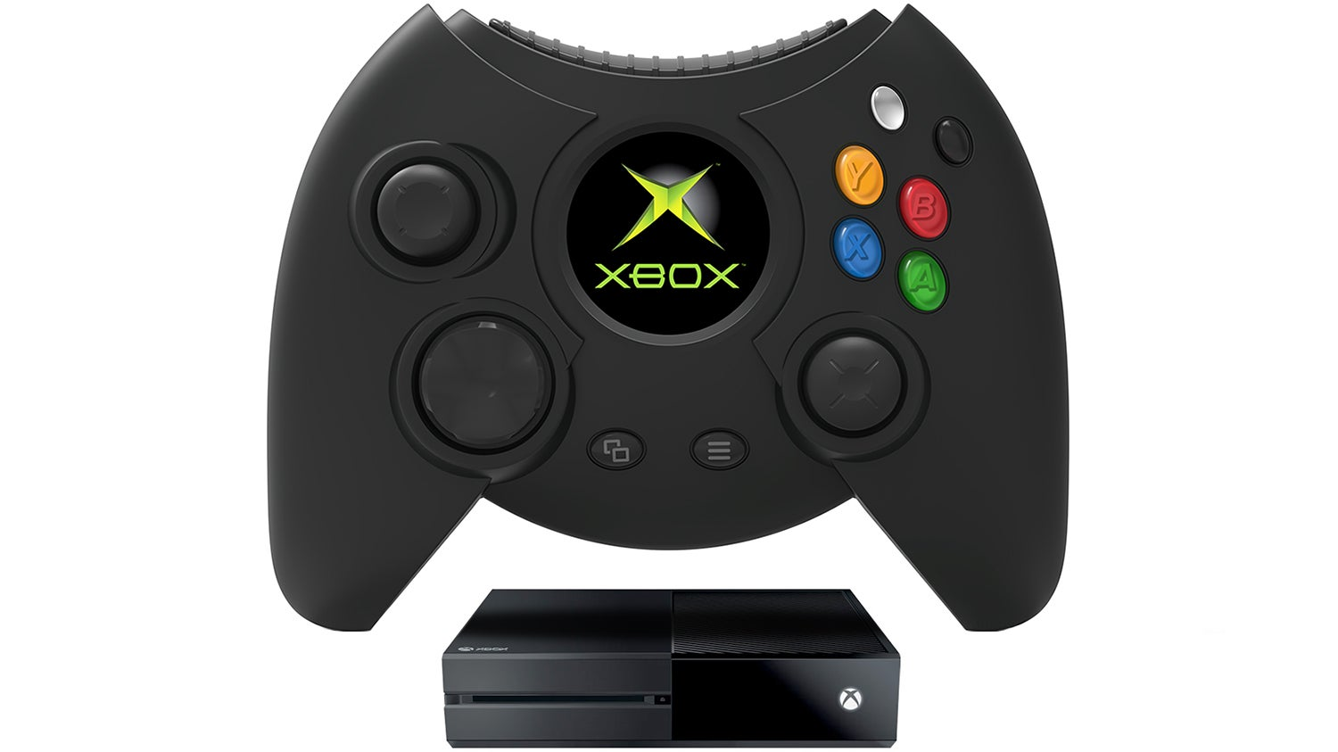 Gamers Love Nostalgia, So Someone Is Bringing Back The Original Xbox's Gigantic Controllers