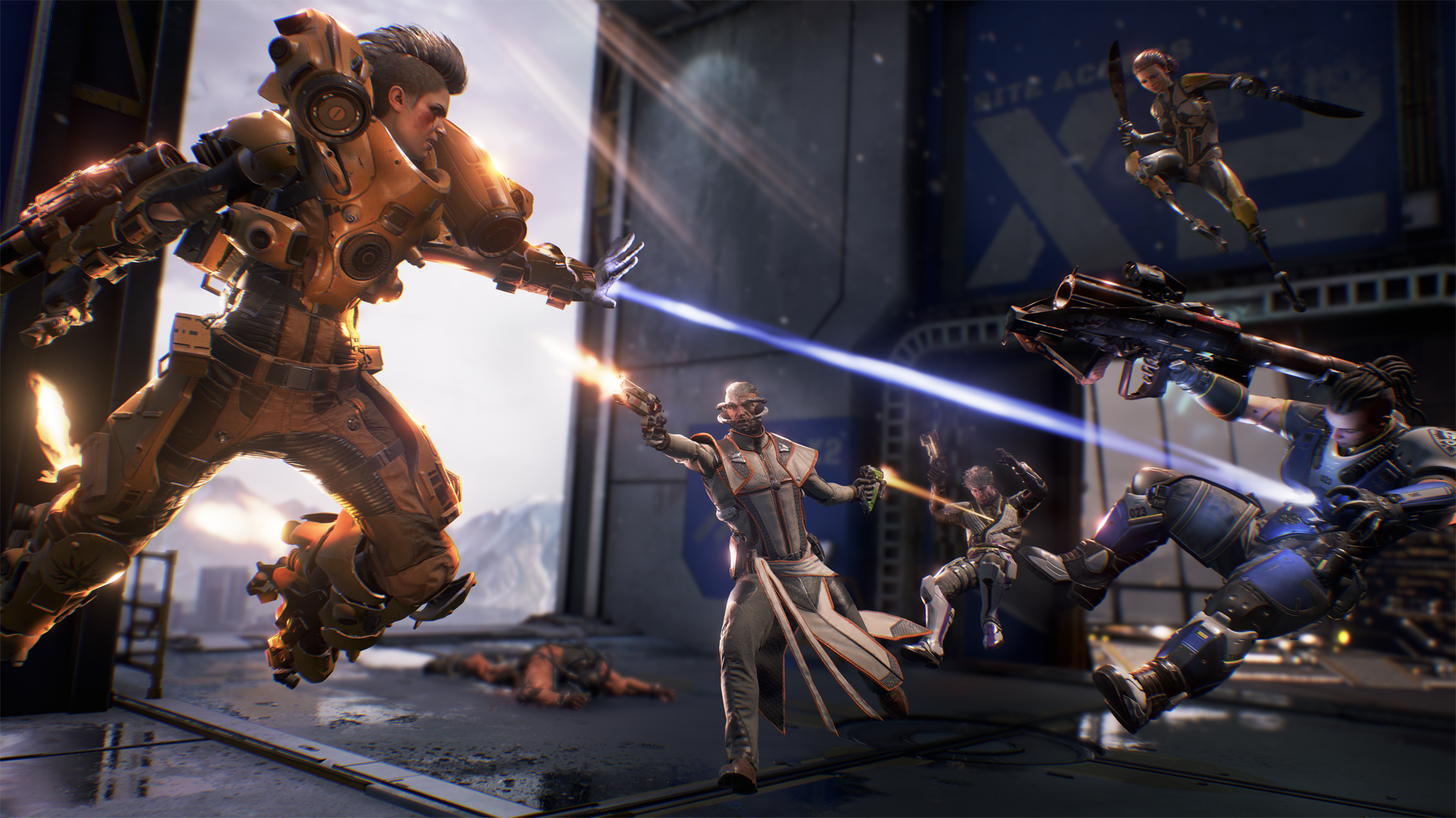 Lawbreakers Will Officially Launch On PlayStation 4 And PC August 8
